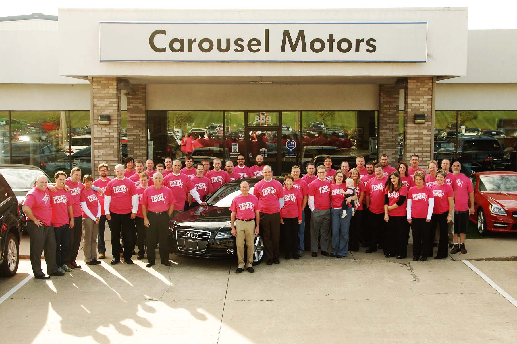 Carousel Motors Is Donating 100 Per Car Sold From Now